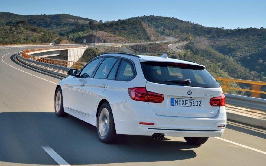 BMW atšaukė daugiau kaip 55 tūkst. automobilių P. Korėjoje