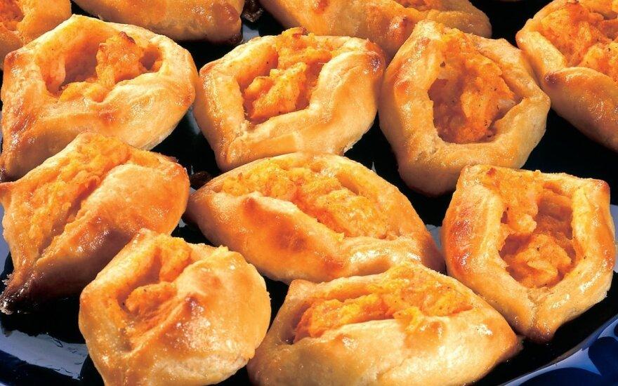 Morkų pyragėliai