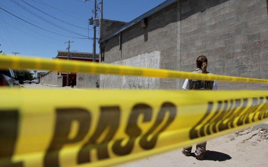 Meksikos kurorte nušautas dar vienas televizijos reporteris