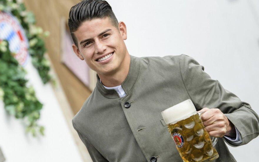 "Miuncheno ""Bayern"" aplankė ""Oktoberfest"" alaus festivalį"