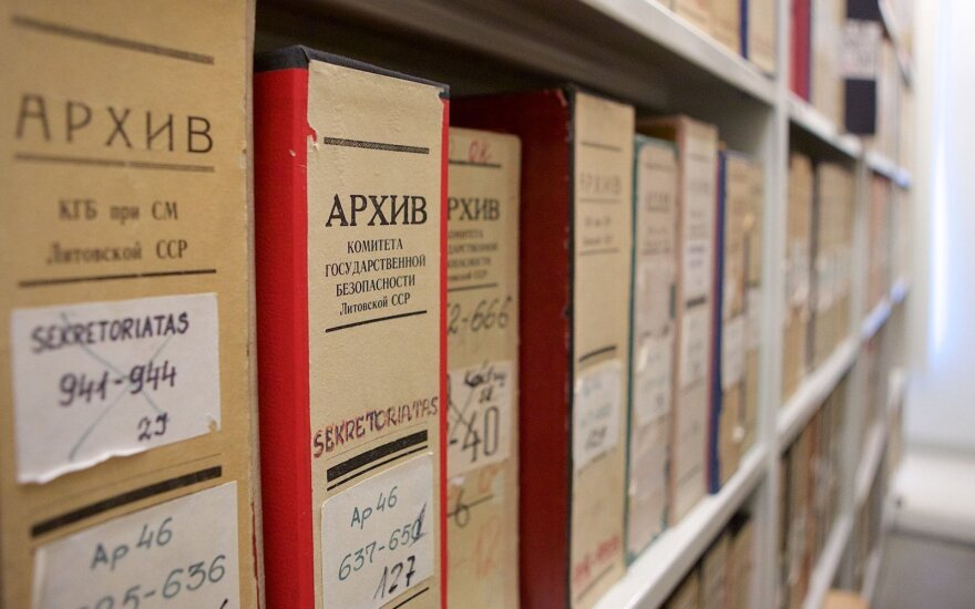 Genocide center to remove KGB register from its website
