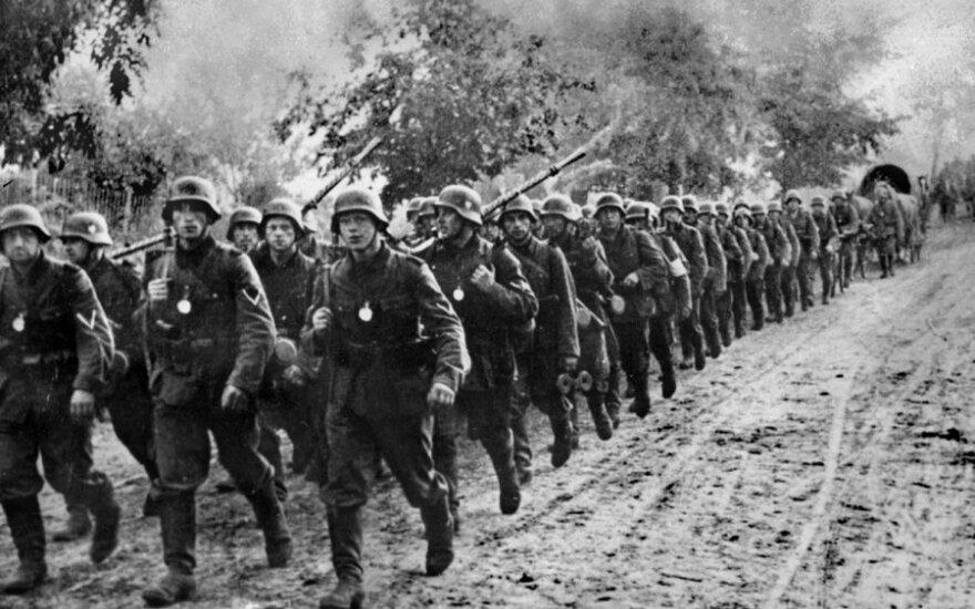 R. M. Tracevskis. II pasaulinio karo pradžia – nežinomi faktai