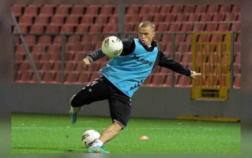 D.Šernas - labiausiai pervertintas futbolininkas Lenkijoje
