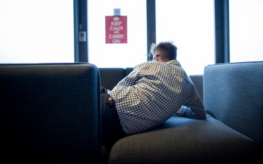 Darbuotojai tarpušvenčiu yra neproduktyvūs: prastūminėja darbo valandas