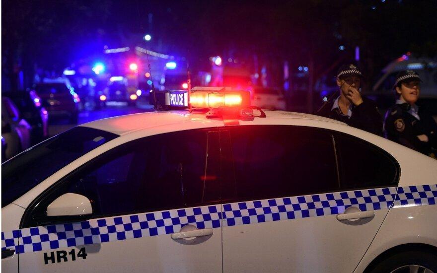 Australijos policija