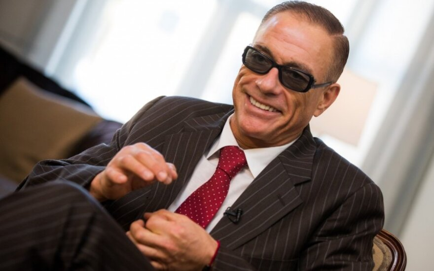 Jean Claude'as Van Damme'as
