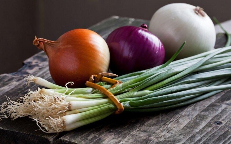 Sužinokite, kurios rūšies svogūnai naudingiausi sveikatai