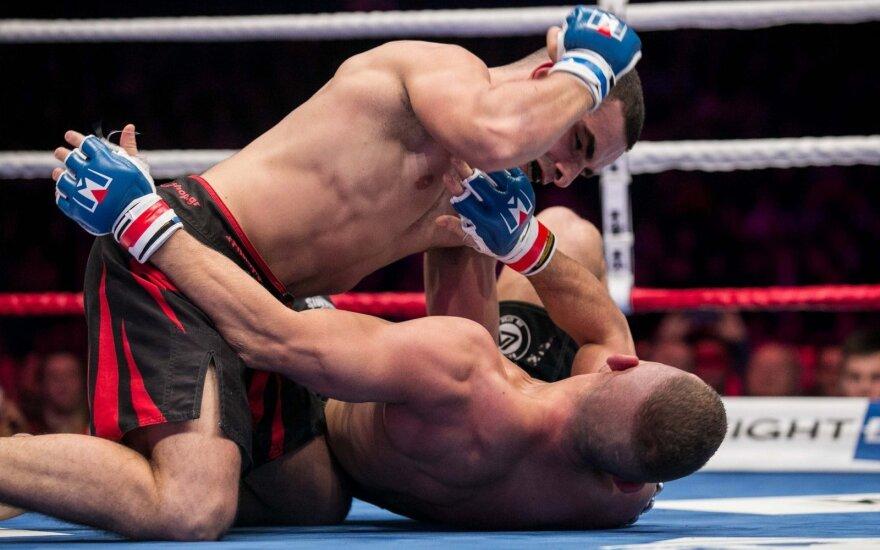 """Tokios būklės Barysas daugiau neliptų į ringą – pralaimėjus būtum greitai """"nurašytas"""""""