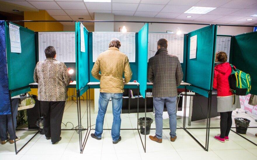 Pirmas kartas rinkimuose: ką būtina žinoti