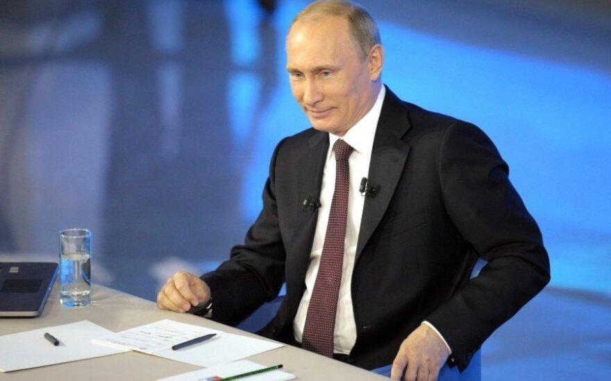 Ukraina po Ženevos derybų: V. Putinas gavo daugiau nei tikėjosi