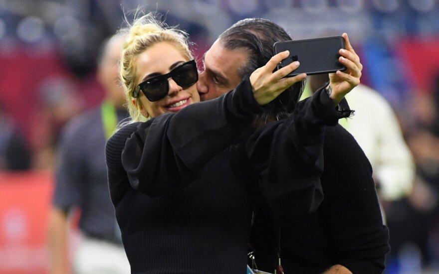 Lady Gaga ir Christiano Carino