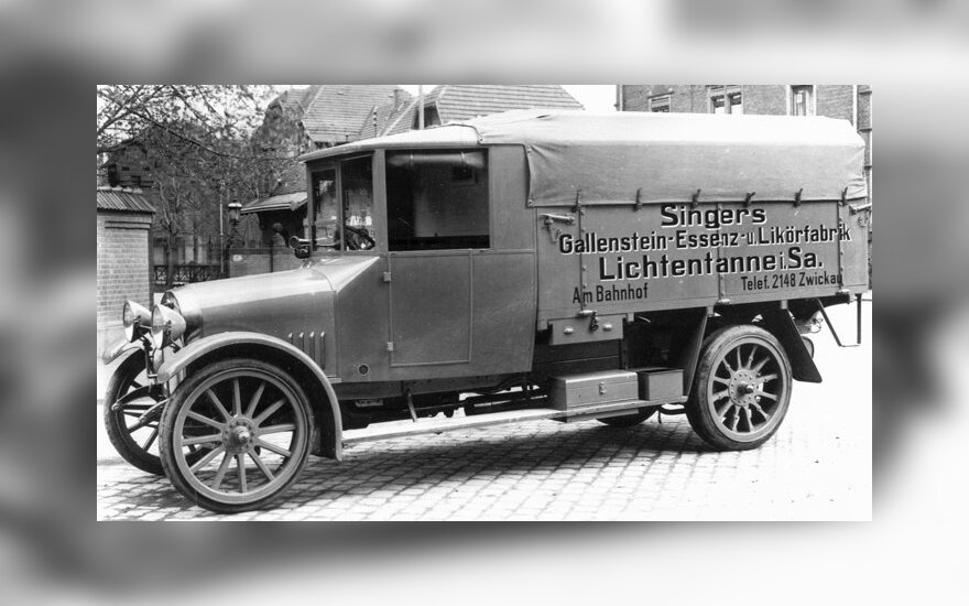 Audi sunkvežimis