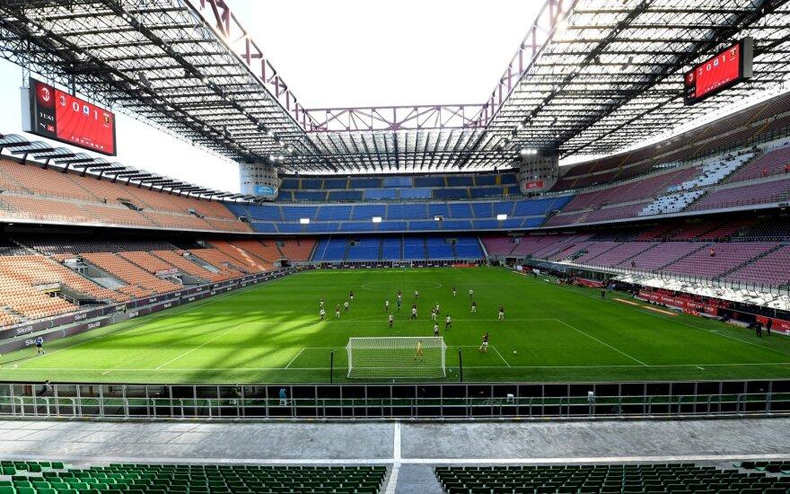 """""""San Siro"""" stadionas Milane"""
