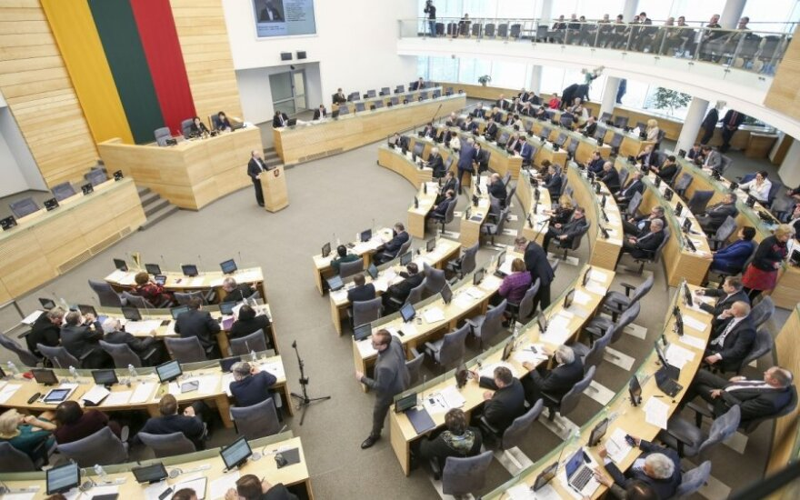 Lithuanian parliament appoints equal opportunities ombudsperson