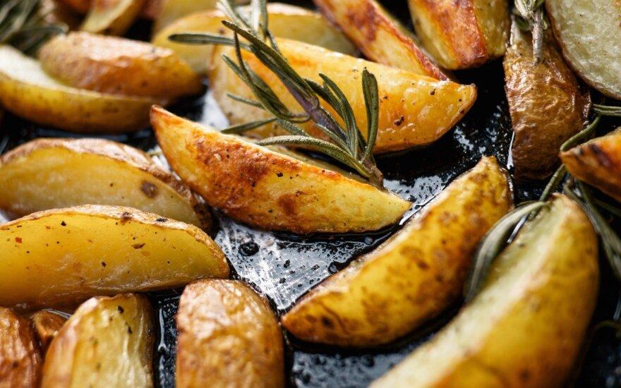 Maisto produktų deriniai, kurie padės sulieknėti