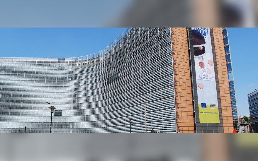 ES naujokių piliečių EK įdarbinta daugiau nei tikėtasi