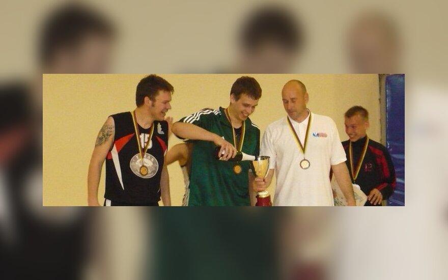 Europos lietuvių krepšinio turnyro dalyviai