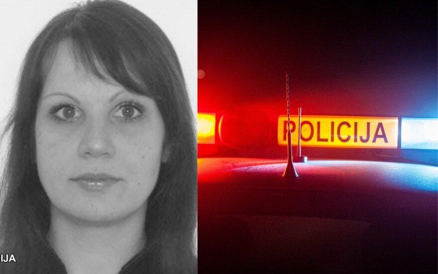 Panevėžio policija prašo visuomenės pagalbos: dingo moteris