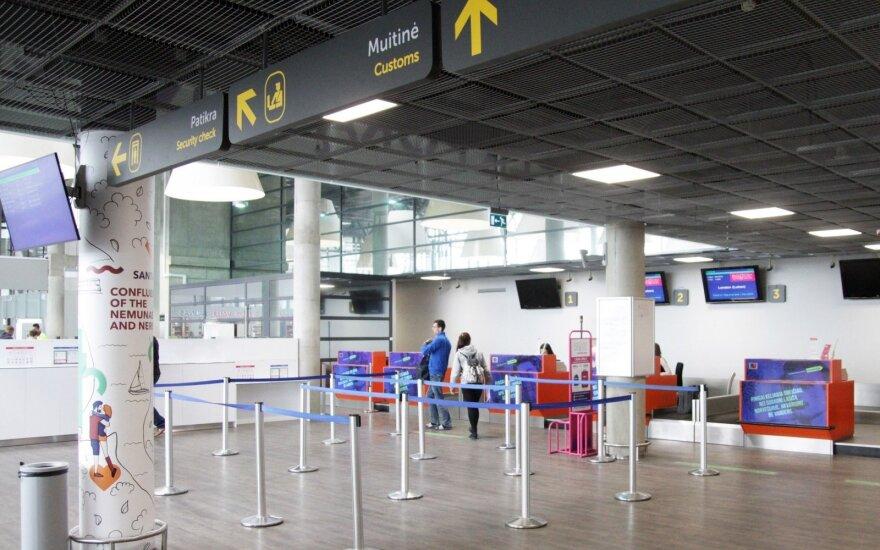 Spaudos pusryčiai Kauno oro uostas