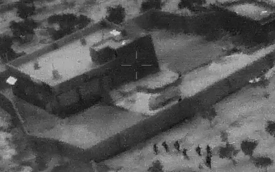Operacija Abu Bakrui al-Baghdadi likviduoti