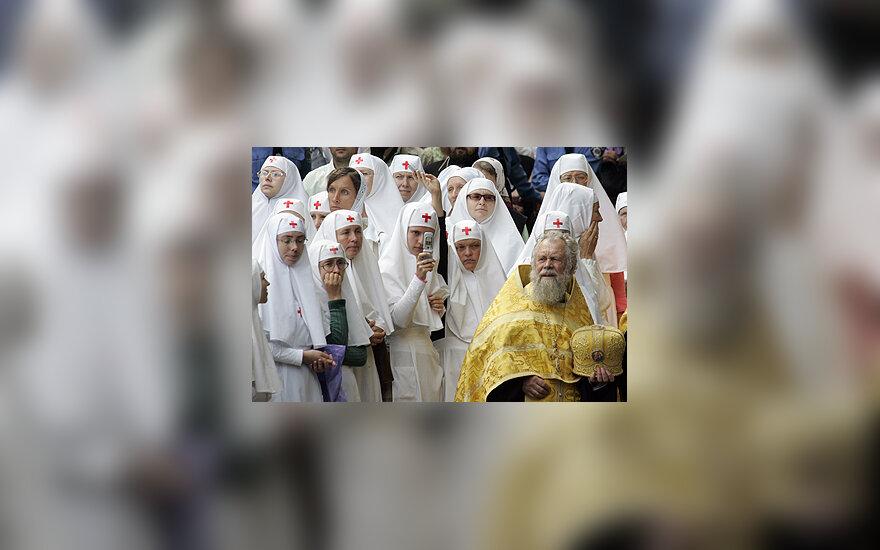 Vienuolės ortodoksės