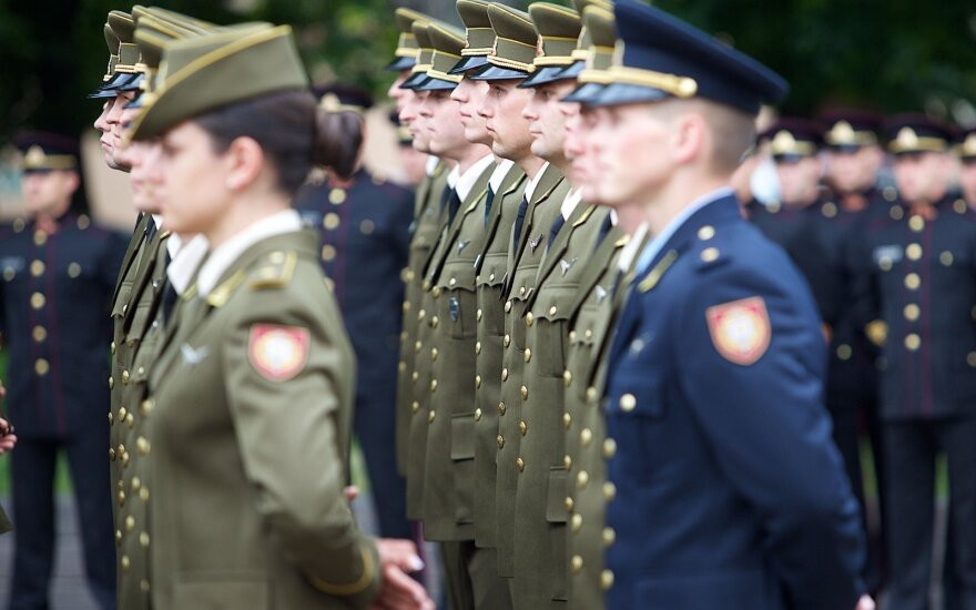 Influential US think tank looks into ways of improving security measures in Baltics