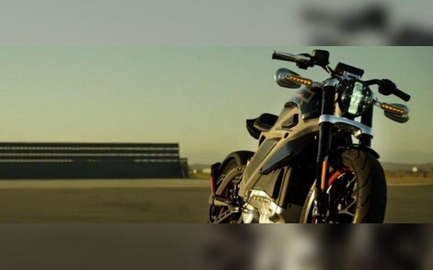 Elektrinio Harley-Davidson projektas