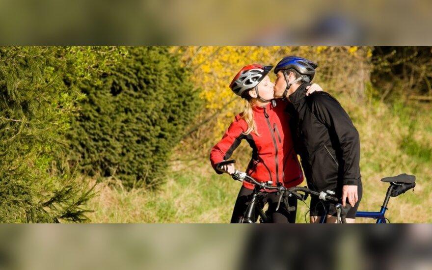 Lieknėjančios poros pasiekimas – trečdalis ištirpusio centnerio