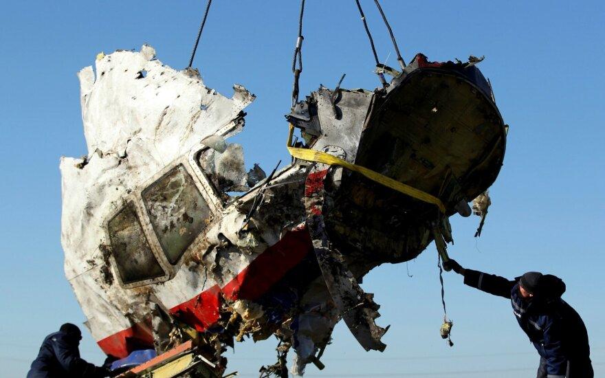 MH17 katastrofos vieta