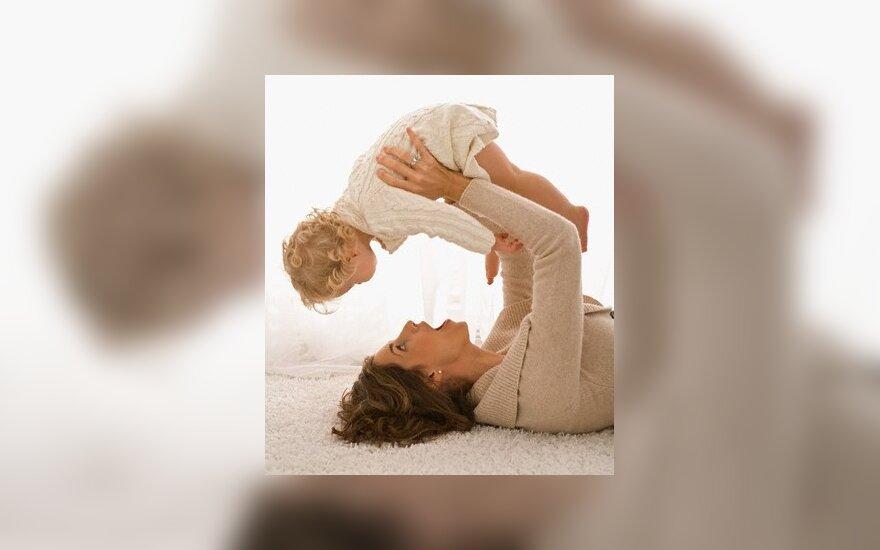 Pradėtas tyrimas dėl galimai sukčiavusios motinos
