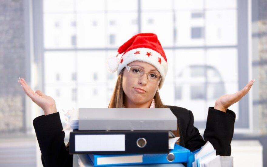 Kokiose įmonėse dirbdami neliksite be darbo