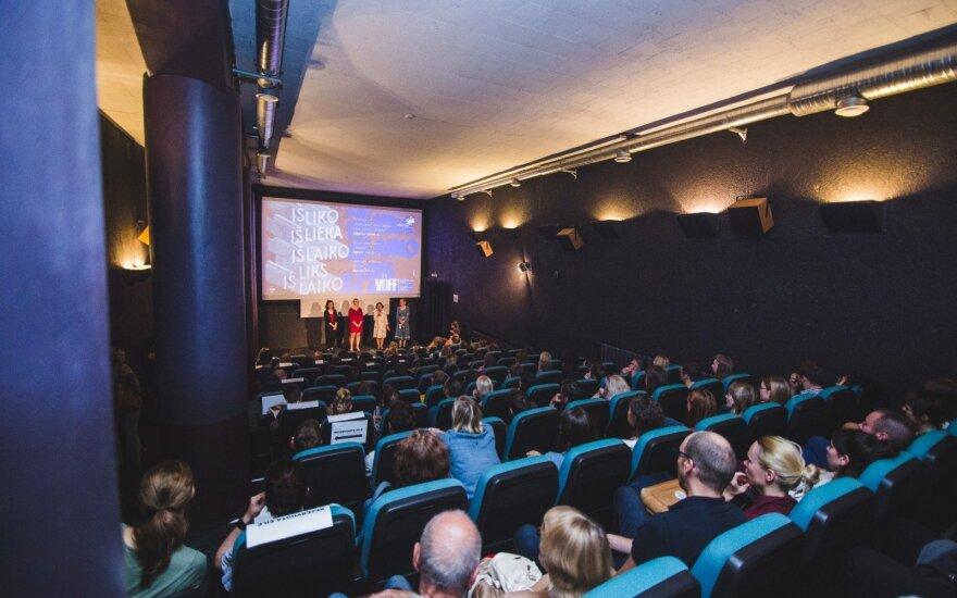 Tarptautinio Vilniaus dokumentinių filmų festivalio atidarymas /Foto: Modestas Endriuška