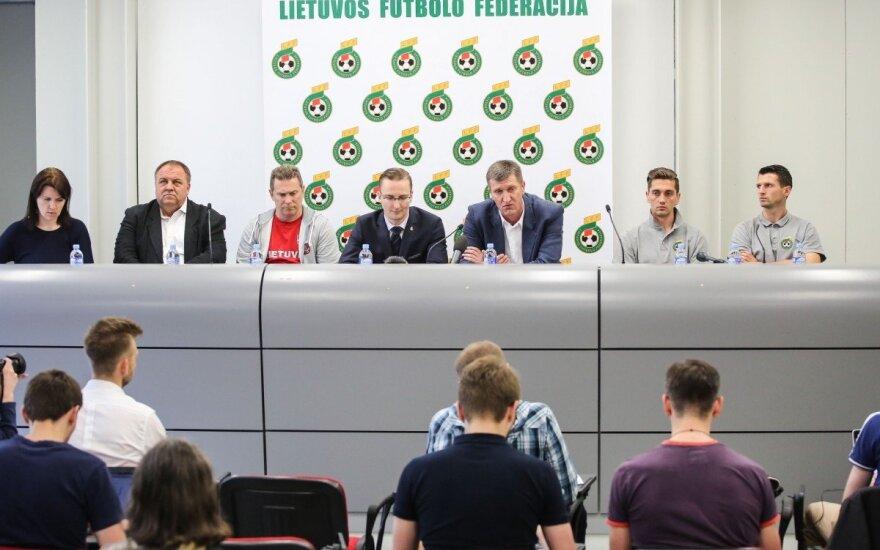 Vaiva Zizaitė, Robertas Tautkus, Arminas Norbekovas, Edvinas Eimontas, Igoris Pankratjevas, Deividas Česnauskis, Tadas Kijanskas