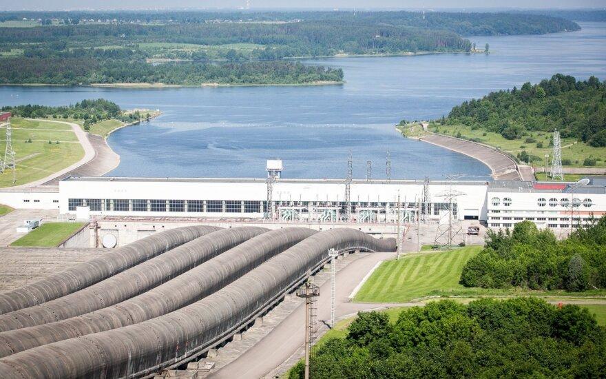 """""""Lietuvos energijos gamyba"""" ir ESO užsiaugino pelnus"""