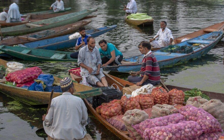 Mihir Sharma: kad taptų turtingos, skurdžios šalys nebeturi daug laiko