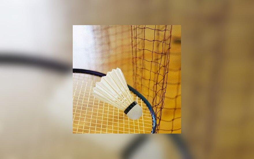Lietuvos kurčiųjų badmintono rinktinei nepavyko apginti Europos čempionės titulo