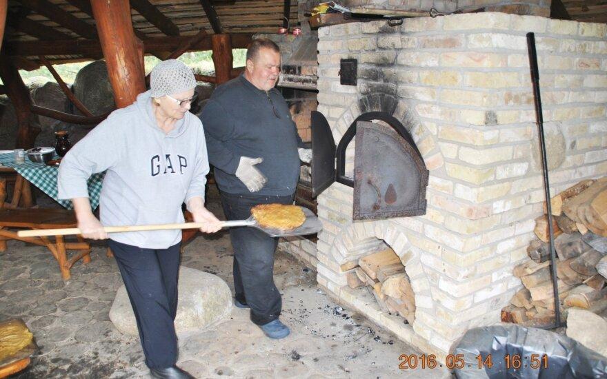 Onas ir Vytautas Mileriai