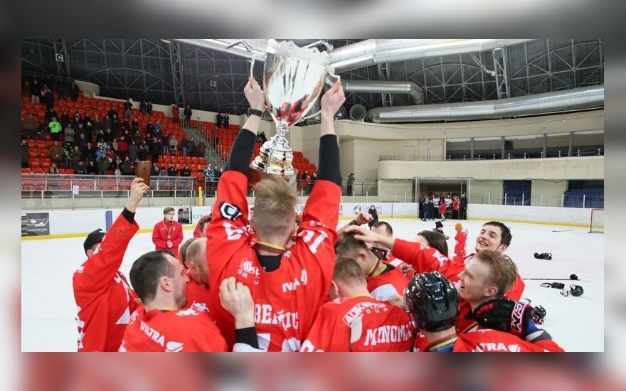 """""""Energija"""" Lietuvos 2017 metų čempionė"""