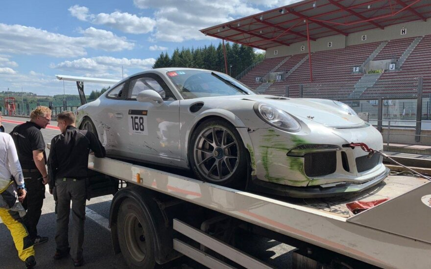"""Porsche Club Lithuania"" komanda"