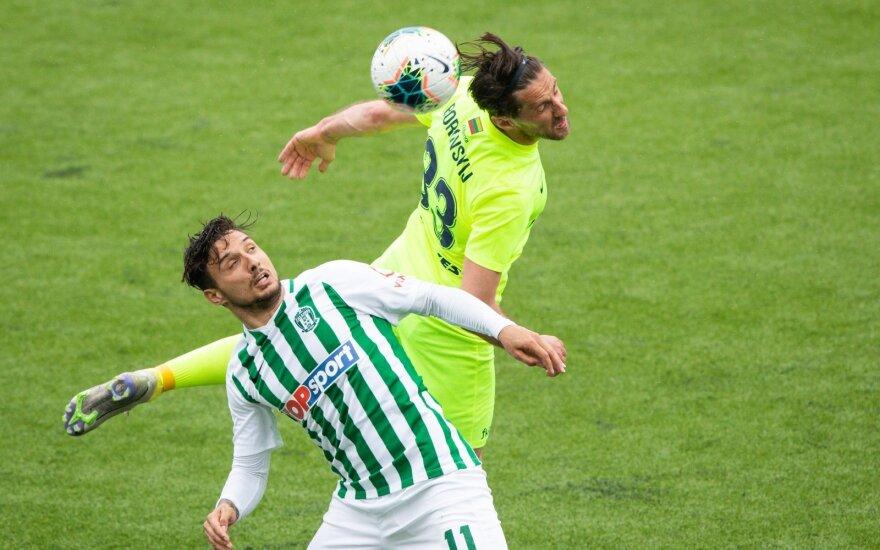 Penkiems Lietuvos klubams suteiktos UEFA licencijos
