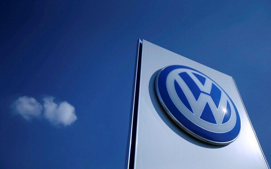 """""""Volkswagen"""" turės sumokėti baudą"""