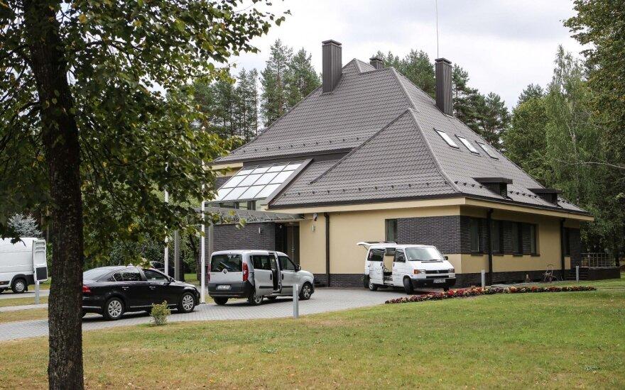 Seimas nutarė palikti galimybę premjerui turėti rezidenciją