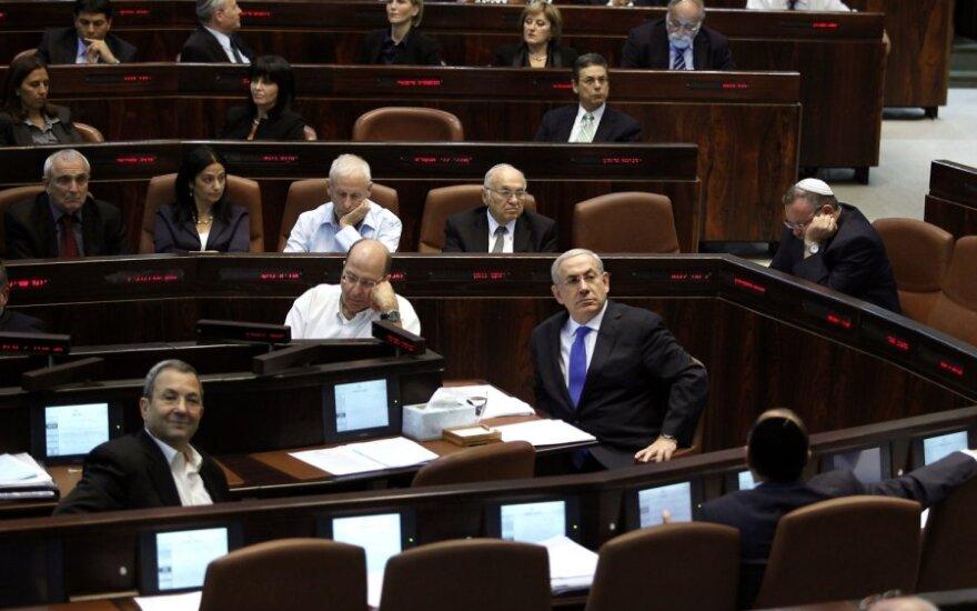 Izraelio parlamentas