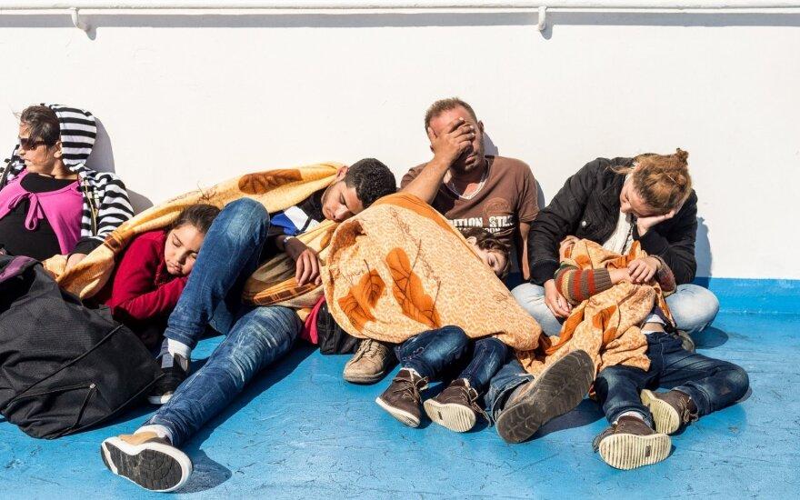 V. Andriukaitis: pabėgėliai – ne daiktai, kaip galima juos atsirinkti?