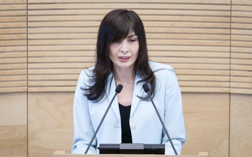 Gruzijos ambasadorė: deja, negaliu pasakyti, kad Gruzija šiandien jaučiasi saugiai
