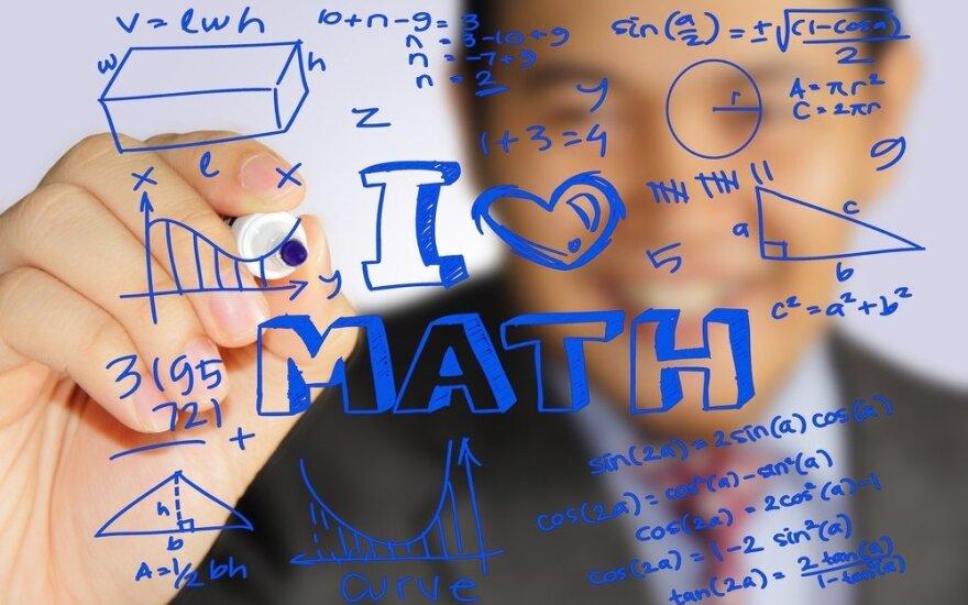 Eksperimentas: kaip tapti matematikos genijumi?