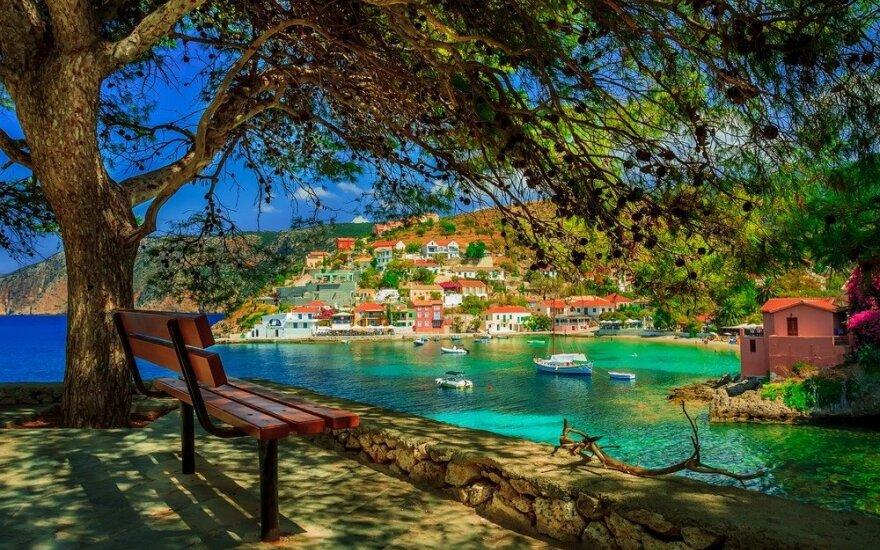 Mano svajonių sala, į kurią neveža jokie <em>turai</em>