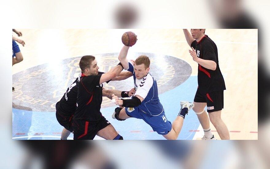 """Vilniaus HC """"Vilniaus"""" ir Alytaus """"Almeidos-Stronglasso"""" mačas"""