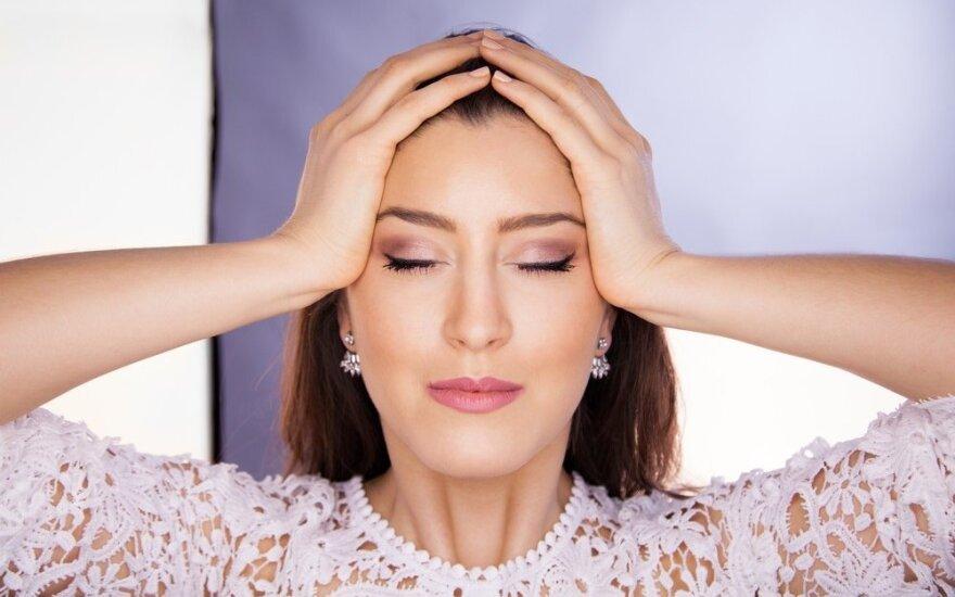 Daugiau jokio botokso – mankšta padės atsikratyti raukšlių
