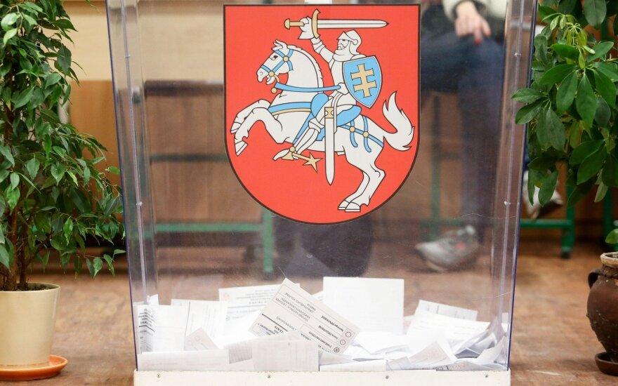 Netiki nauja apklausa apie Seimo sandarą po rinkimų